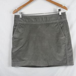 NWT Banana Republic stretch corduroy pocket skirt8
